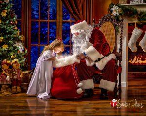 Santa Experience Photography Class