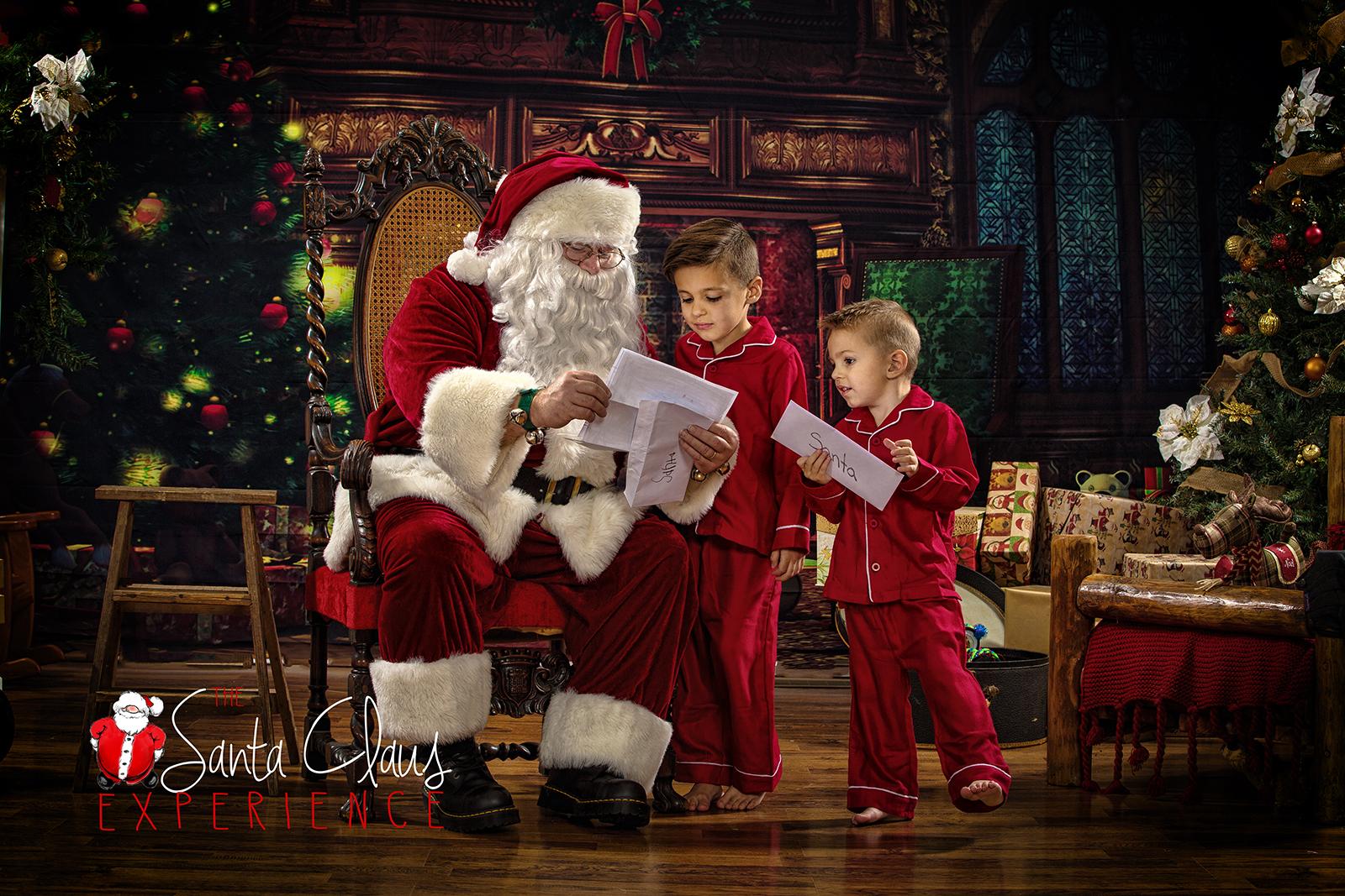 Santa Photography Experience