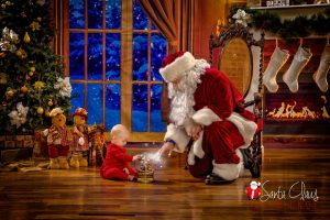 Santa Experience Photography Seminar