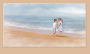 Seaside Secrets Painted